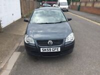 VOLKSWAGEN POLO E 60 MOT UNTIL MAY 2019 2 KEYS NICE AND CLEAN