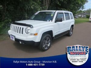 2015 Jeep Patriot Sport! Leather! Heated! Sunroof! Alloy!