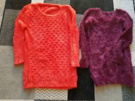 Size 10 jumpers