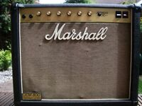 "Marshall 4010 JCM800 all valve 50 watt 1 x 12"" combo electric guitar amplifier - '80s -England"