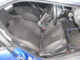 Subaru Impreza WRX Blobeye Front Seats
