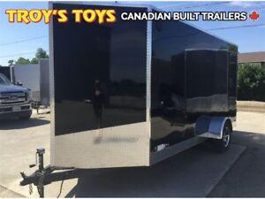 2018 Canadian Trailer Company 6X14 V-Nose Cargo Trailer