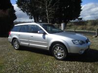 Cheap LPG Converted 4x4 Subaru Outback 2.5 Manual.
