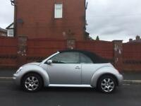 Vw beetle cabriolet 1.6 long mot