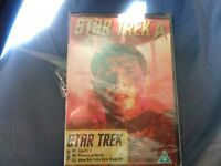104 Star Trek dvds. New and sealed