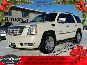 2007 Cadillac Escalade FULLY LOADED AWD - ACCIDENT FREE!