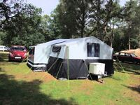 2012 SUNNCAMP 400 ACRYLIC TRAILER TENT in very good condition, must see