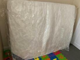 Brand new king size mattress