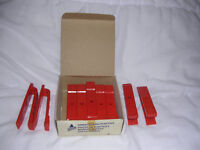 Silva orienteering/control point punches. As new genuine Swedish made. Games, running, walking