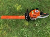 2010 Stihl HS 45 hedge trimmer bush garden 2 stroke petrol