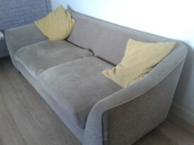 2+3 seater sofas, gc, £100