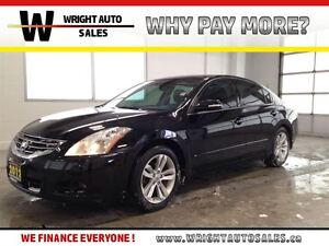 2012 Nissan Altima SR| LEATHER| SUNROOF| BACKUP CAM| 116,299KMS