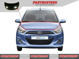 Hyundai i10 2008-2013 Bonnet Brand New Primed Ready To Paint Insurance Approved