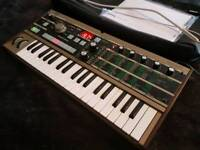 MicroKORG DSP Analog Synthesizer and Vocoder