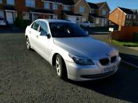 2009 bmw 520d se 6 speed man fsh faultless and immaculate