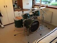 Drum Kit, Mapex 5 piece