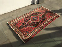 Eastern Rug , in good condition. Size L 176cm x W 94cm Viewing is a must .....