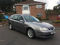 2006 SAAB 93 1.9 TID LINEAR SPORT 120 BHP ESTATE ** SERVICE HISTORY ** ALL MAJOR CARDS ACCEPTED