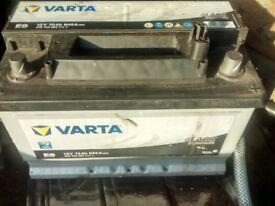 car battery 70Ah