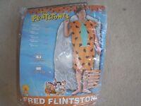 Fred Flintstone Fancy Dress Costume