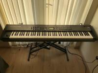 Roland RD700 Digital Piano + Expansion + Flight Case