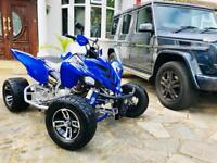 2008 Yamaha Raptor 700R *Duncan racing edition* Road Legal Quad Bike (not ltz)