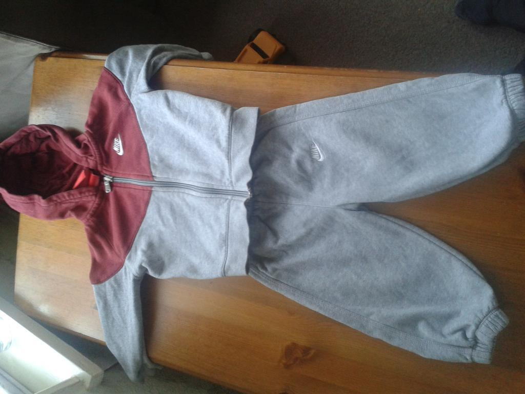12-18 month Nike boys tracksuit