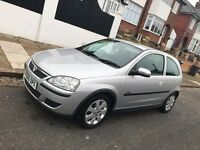Vauxhall Corsa 1.2 16v SXi Silver Petrol 85k 3dr Leicester £900 REDUCED!