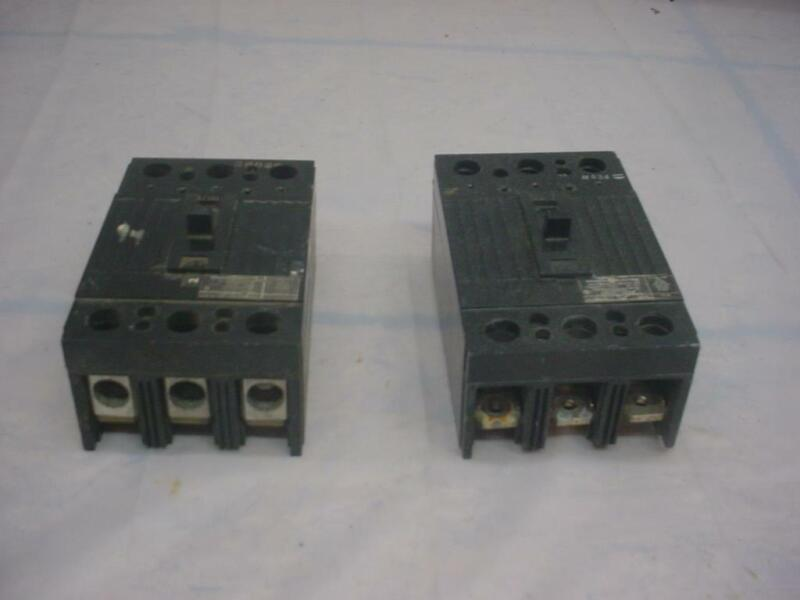 GE General Electric TQD &  TED32200 Industrial Circuit Breaker E620
