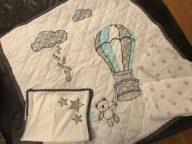 Toddler bed linen