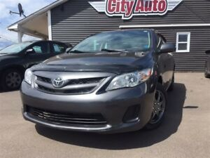 2013 Toyota Corolla CE  New Tires