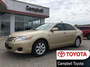 2010 Toyota Camry LE V6 LEATHER ALLOY WHEELS VERY LOW KM'S