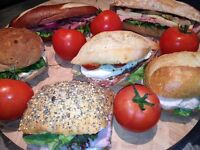 Staff required to fill sandwiches, baguette sand rolls. Small family business, friendly atmosphere.