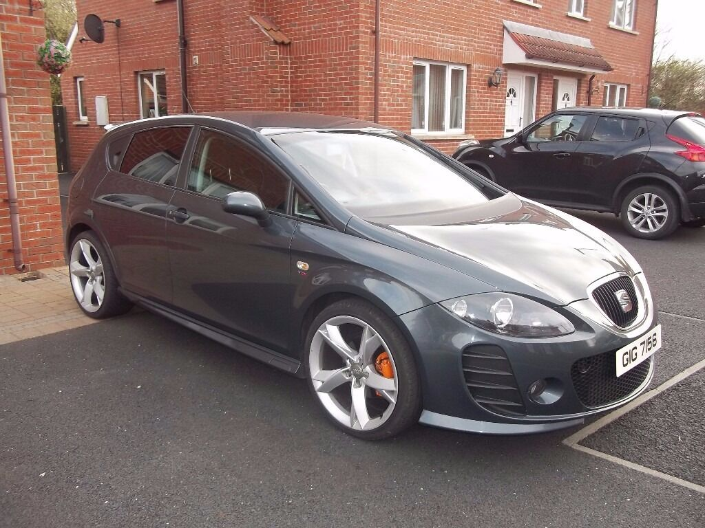 2007 seat leon 2 0 tdi reference sport 5dr in portadown county armagh gumtree. Black Bedroom Furniture Sets. Home Design Ideas