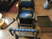 Preston innovations seat box and accessories