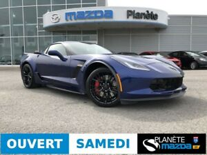 2017 Chevrolet CORVETTE Z06 2LZ 6.2L SUPERCHARGED