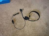 Xbox 360 headset - brand new