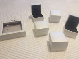 6 Pandora Boxes £10