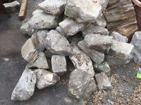 Rockery / Pond Stones
