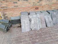mixed size slates