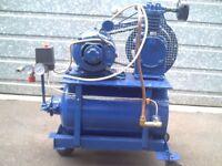 BROOM & WADE compressor