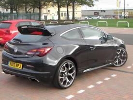 Vauxhall Astra VXR (black) 2013-06-05