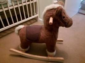 Hobby horse from mamas and papas