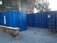 TO RENT Self Storage containers CCTV 24hr acsess £25.00 per Week