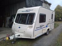 2009 Bailey Ranger GT60 series 6 380/2 2 berth touring caravan