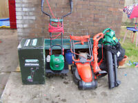 Ideal gardening tools package