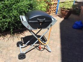 Gas Barbeque - second hand but in good condition, & good working order