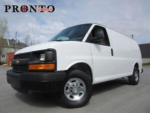 2010 Chevrolet Express 3500 **Camera de recul**
