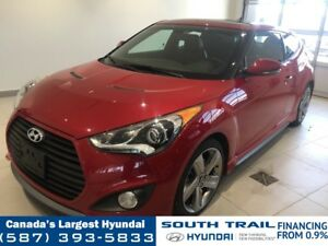 2013 Hyundai Veloster TURBO - LEATHER, HEATED SEATS, CPO