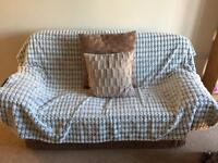 FREE two seater sofa and chair